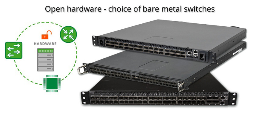 Bare metal switches from $2400
